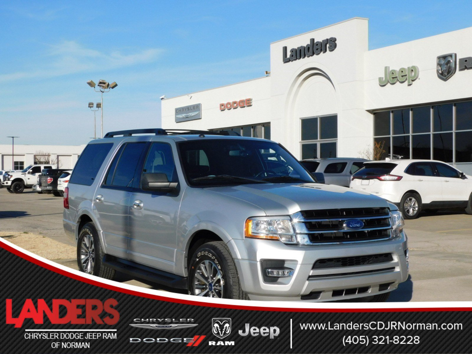 Pre Owned 2017 Ford Expedition Xlt Sport Utility In Norman Hea11429