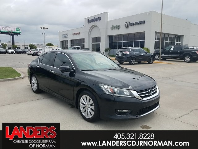 Pre-Owned 2014 Honda Accord Sedan EX