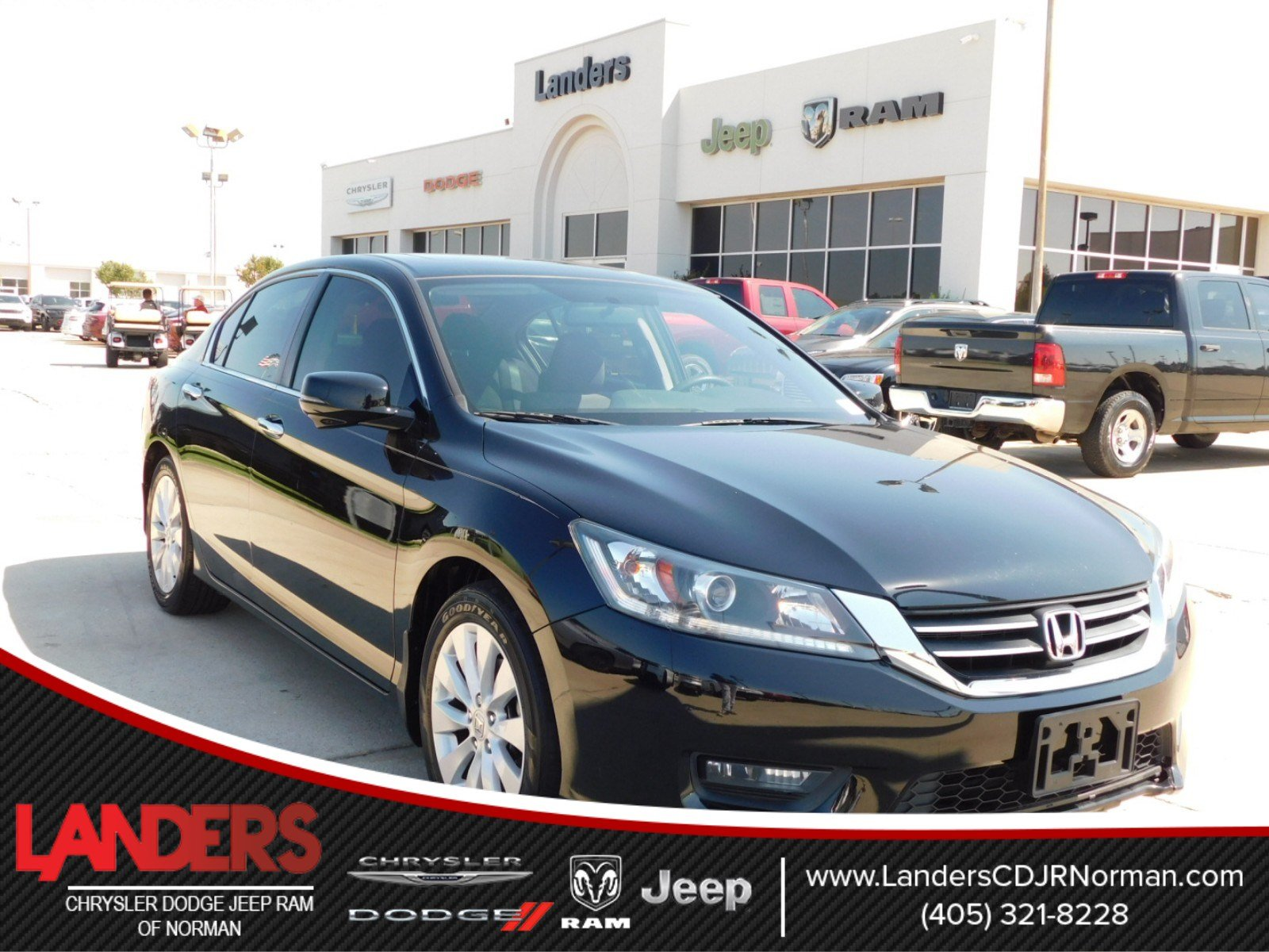 Pre Owned 2015 Honda Accord Sedan EX