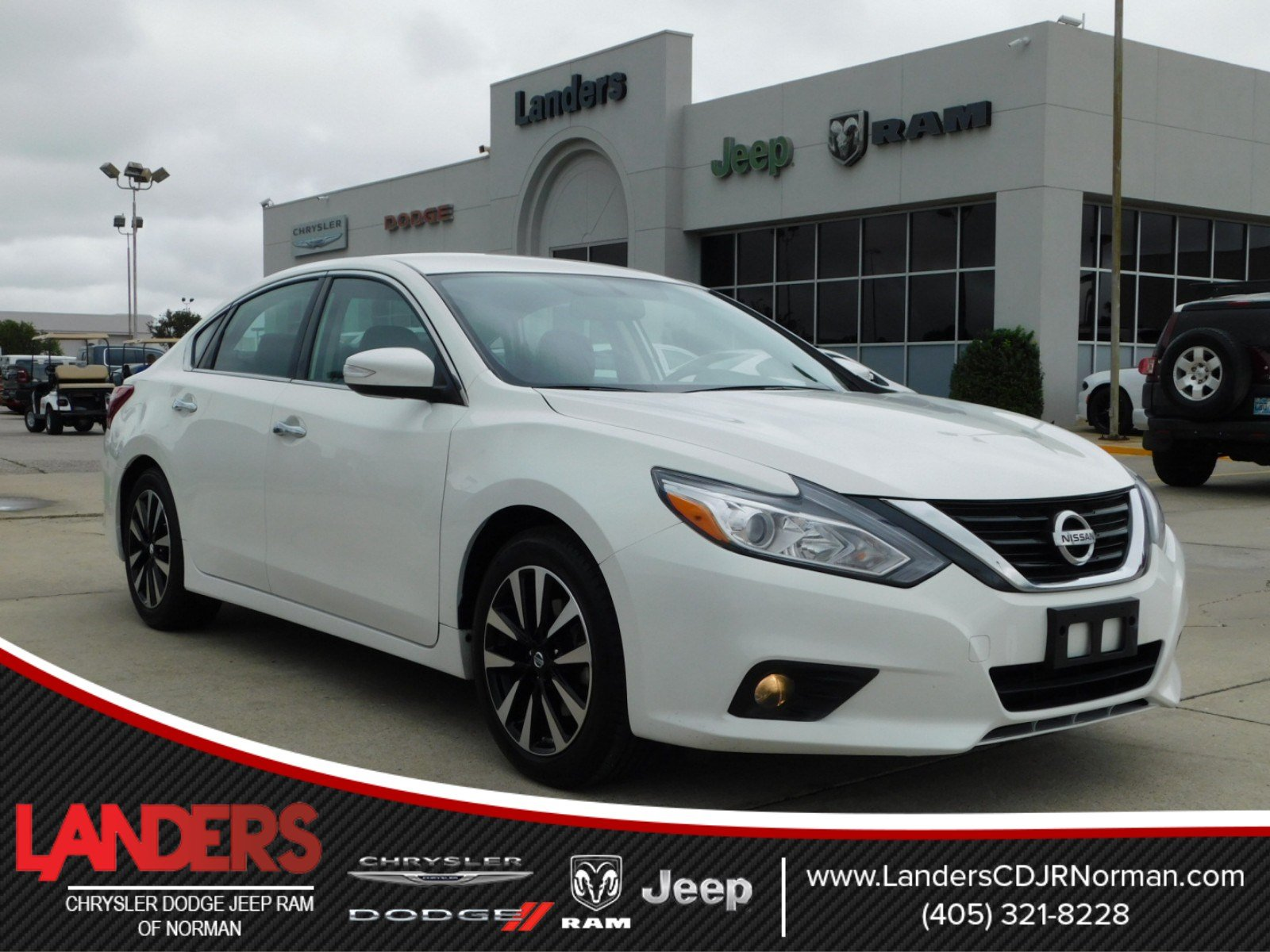 Pre Owned 2018 Nissan Altima 2 5 Sl