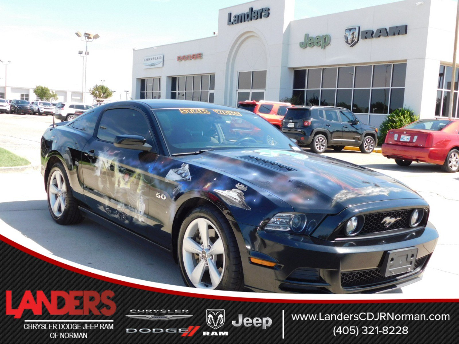 Pre owned 2013 ford mustang gt