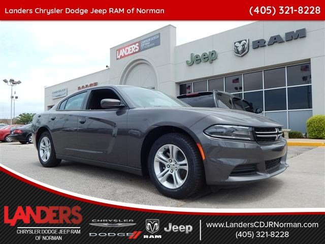 Pre Owned 2017 Dodge Charger Se 4dr Car In Norman H547466r
