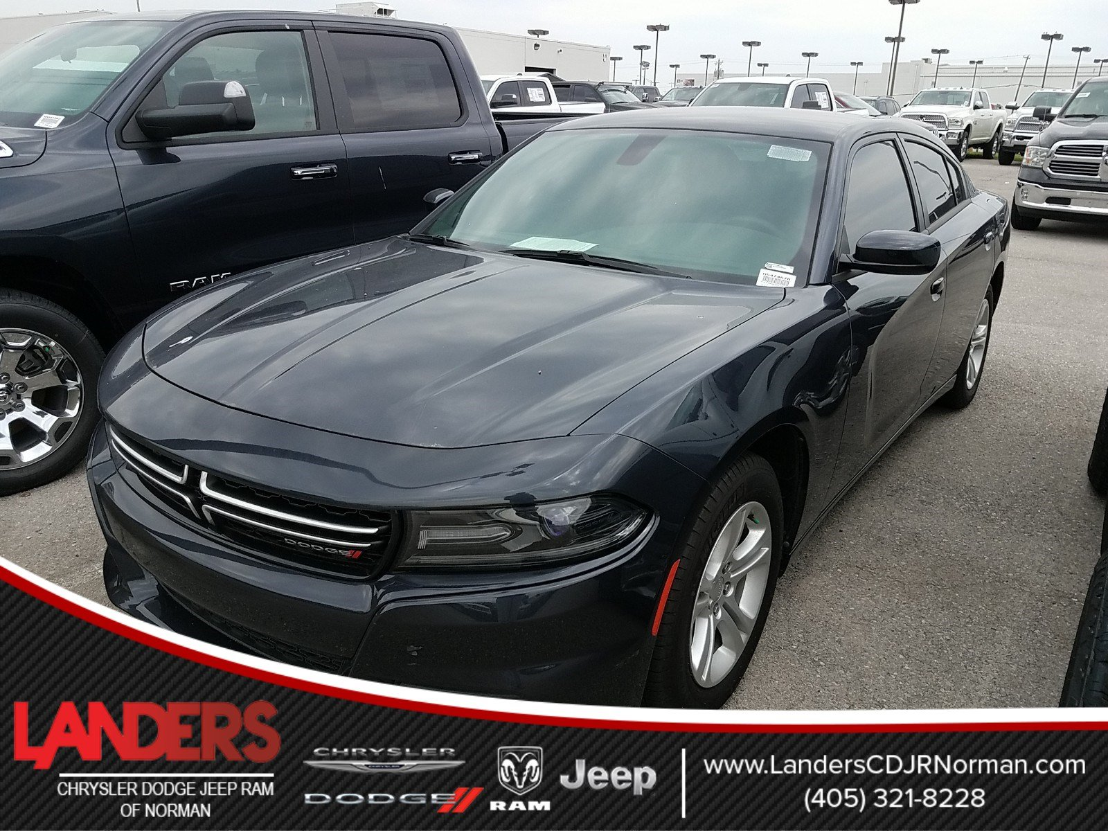 Pre Owned 2017 Dodge Charger Se 4dr Car In Norman H547467r