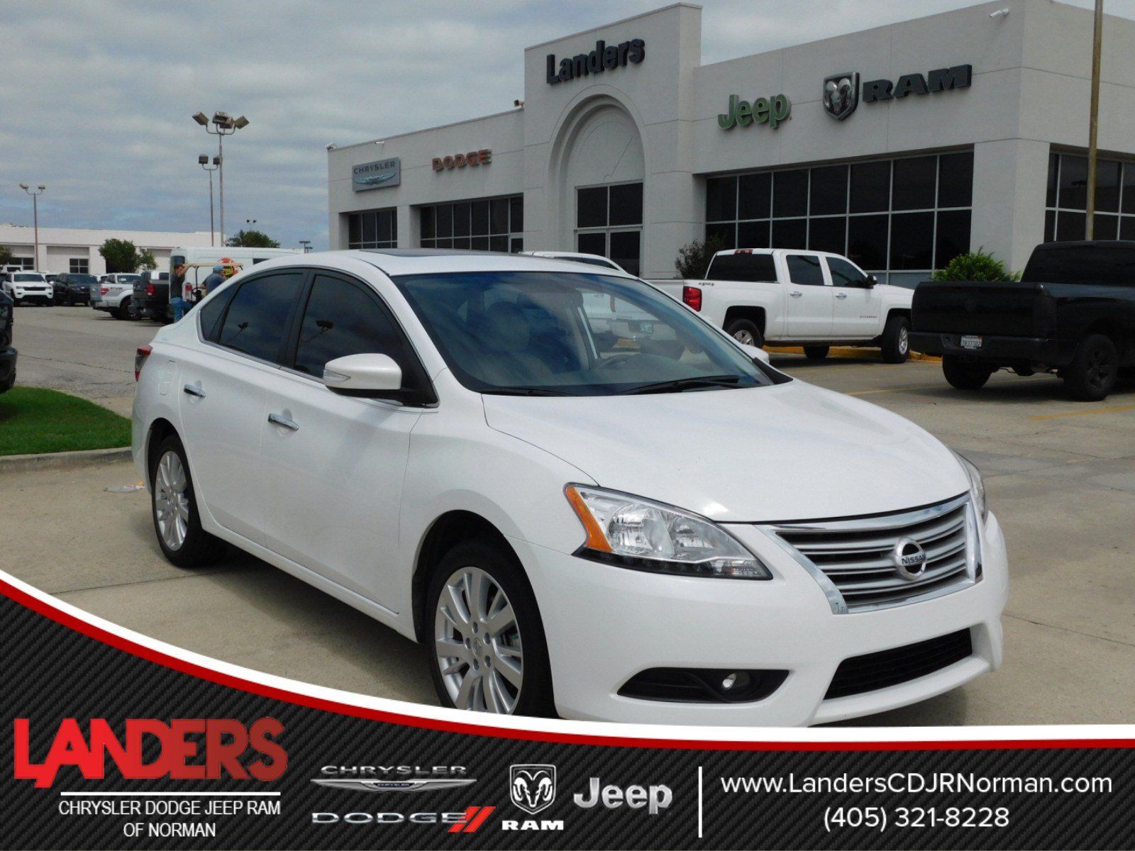 Pre Owned 2014 Nissan Sentra SL