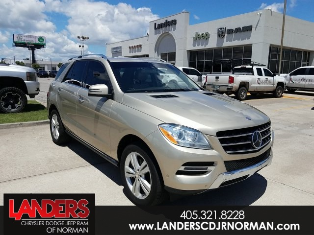 Pre-Owned 2013 Mercedes-Benz M-Class ML 350