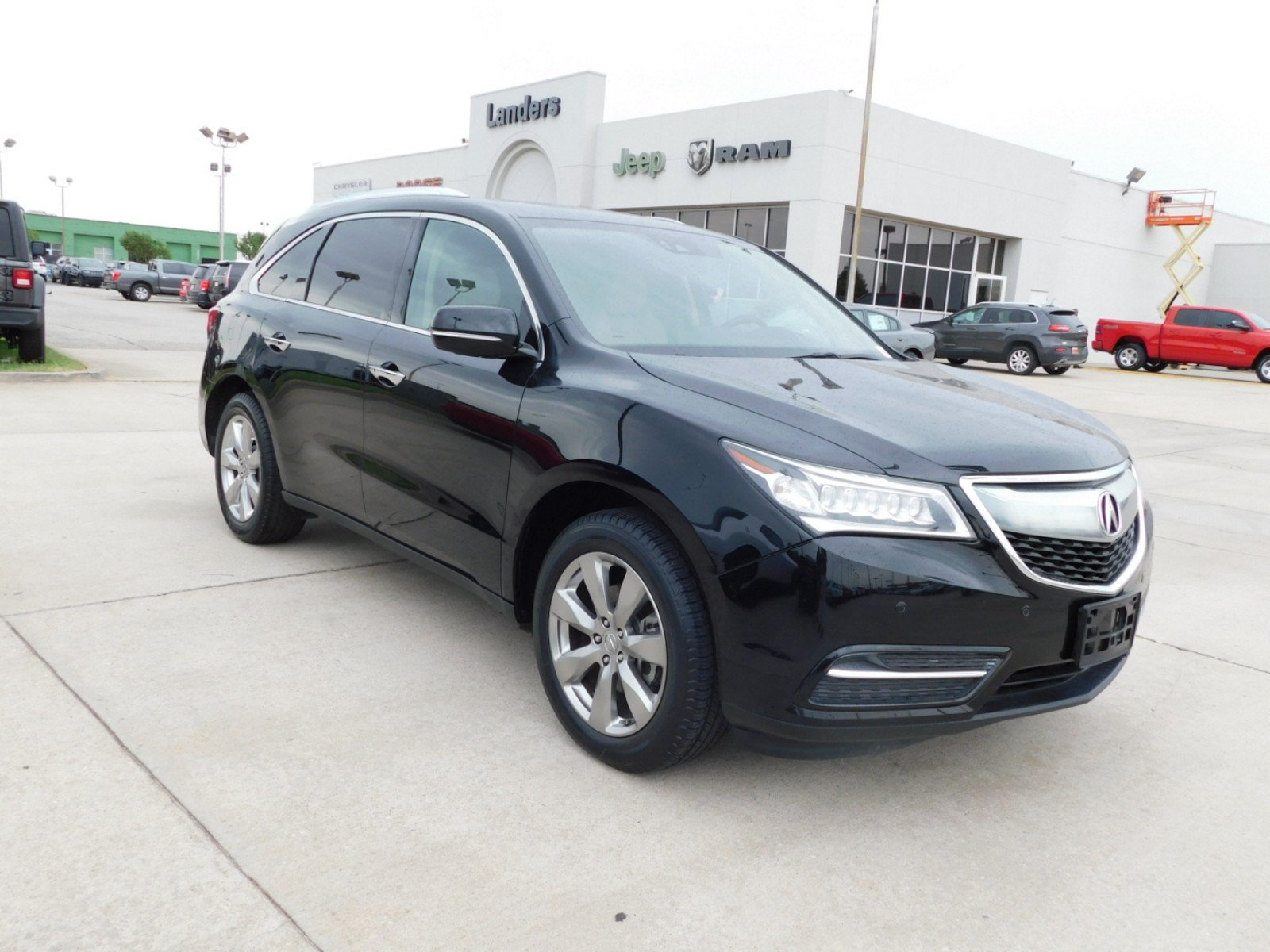 Pre Owned 2016 Acura MDX 3 5L Sport Utility in Norman GB