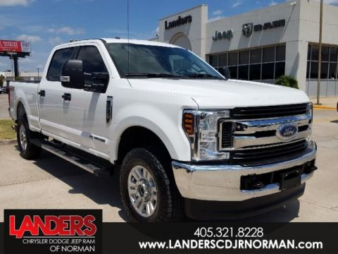 Pre-Owned 2018 Ford Super Duty F-250 SRW XLT