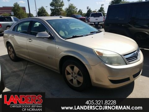 Pre-Owned 2007 Saturn Aura Green Line