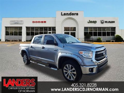 Pre-Owned 2015 Toyota Tundra 4WD Truck SR5